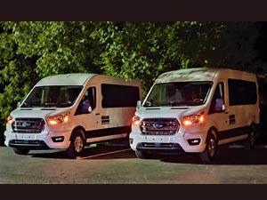 Shuttle Van(s) / Seats 14 max