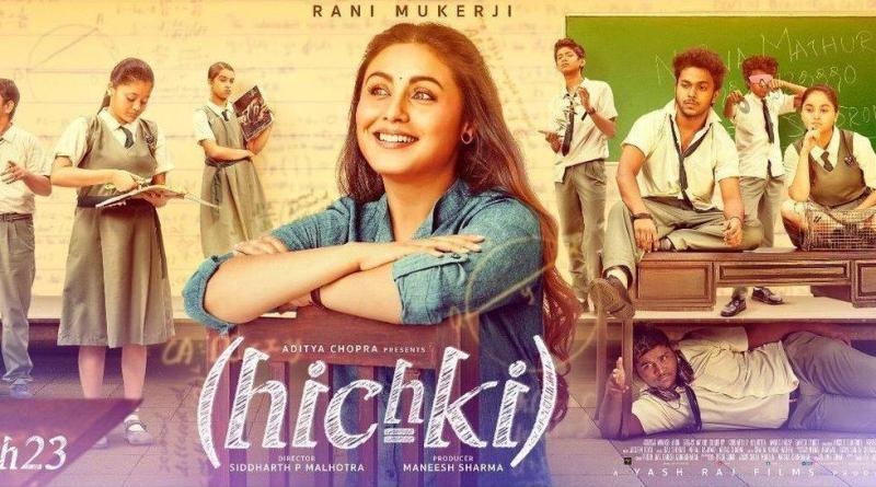 poster film Hichki