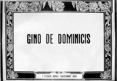 de dominicis died