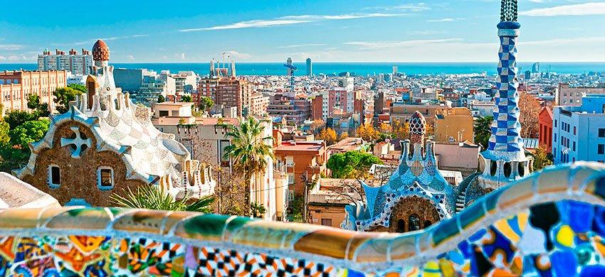 4 giorni a Barcellona da 144 euro