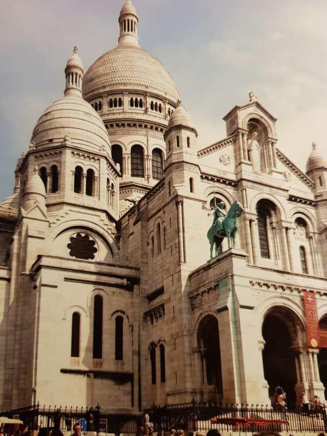 Sacro cuore Parigi un viaggio da sogno
