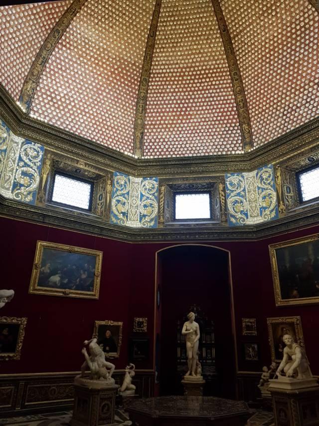 Firenze una meravigliosa esperienza di due giorni. Galleria Uffizi