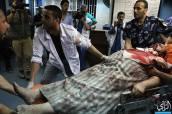 Bombardement à Gaza : victimes