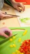 Kutting av grønnsaker