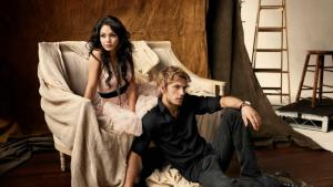 CHOICE: VANITY OR BEAUTIFUL LIFE. Talking about the lessons of Alex Flinn's adaptation of Beastly with Alex Pettyfer and Vanessa Hudgens. Text © Rissi JC