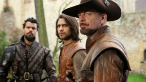 the musketeers, season two