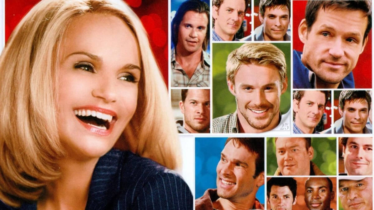 '12 Men of Christmas': A Light and Frothy Lifetime Seasonal Flick. A review of the 2009 Lifetime TV film with Kristin Chenoweth. Text © Rissi JC