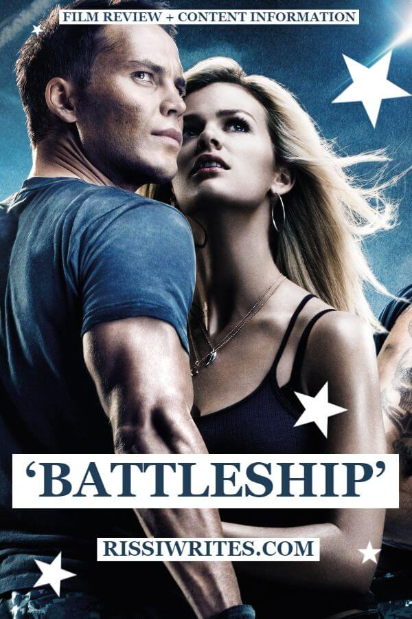 """'Battleship': A Popular Video Game is Epic Sci-Fi Adventure. A film review of the video game turned movie, """"Battleship."""" All text © Rissi JC"""
