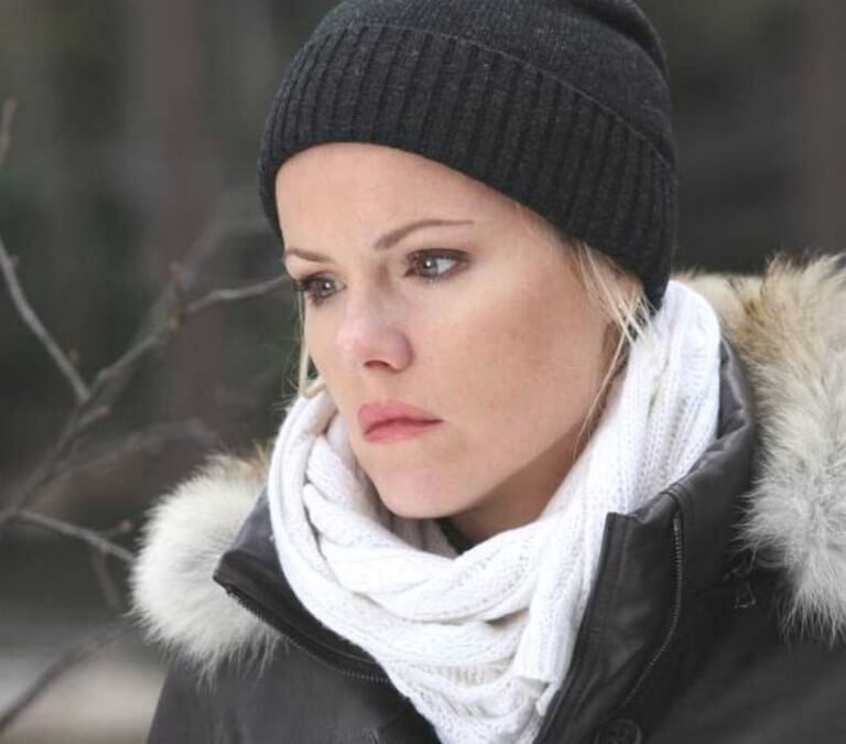 'TIME OF DEATH': FBI WORKS TO STOP KILLER IN SUSPENSE MOVIE! Review of the 2013 Incendo film with Kathleen Robertson as an FBI agent. Text © Rissi JC
