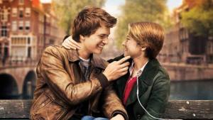 'THE FAULT IN OUR STARS': Tears that Turn to 'Okay.' Two teens meet in a cancer support group; based on the John Green novel. Text © Rissi JC