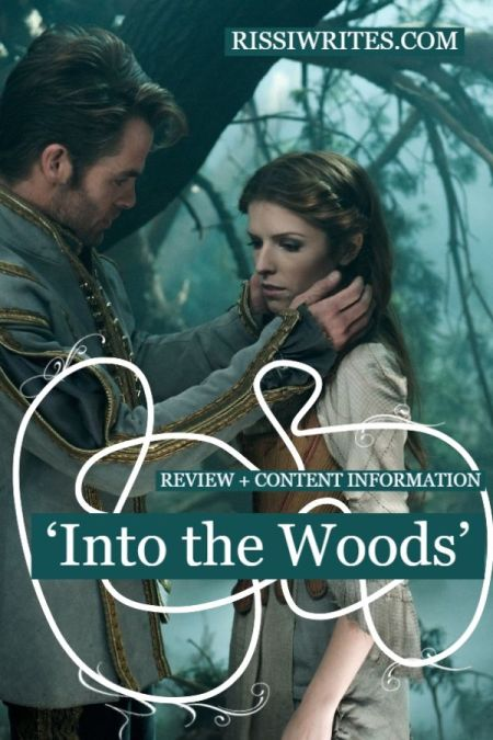'Into the Woods': A Fairytale Mashup Musical Extravaganza. A review of the 2014 Disney film with an all-star cast. Text © Rissi JC