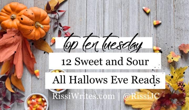 Top Ten Tuesday October 30