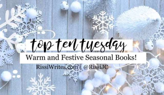 Top Ten Tuesday December 4