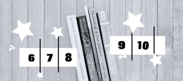 Top Ten Tuesday February 19