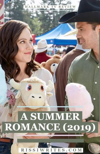 'A Summer Romance': Find Comfort in the Country Life. A review of the Hallmark romance with Erin Krakow. Photo: Hallmark Text © Rissi JC