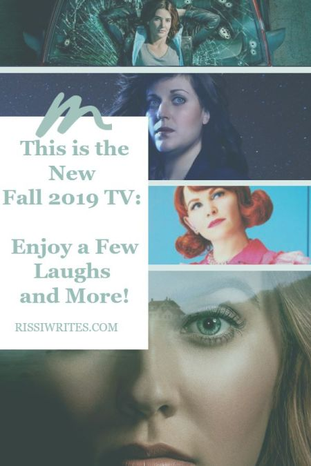 This is the New Fall 2019 TV: Enjoy a Few Laughs and More! Taking a look at the fall 2019 TV preview for ABC, CBS, NBC and MORE! Text © Rissi JC