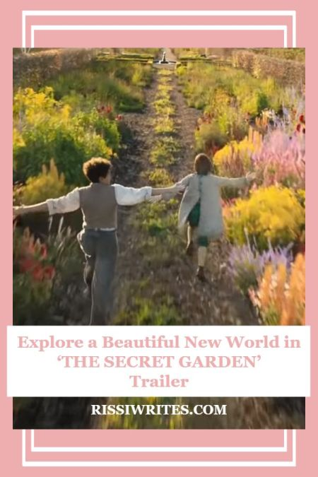 Explore a Beautiful New World in 'The Secret Garden' Trailer. Have you seen the 2020 adaptation The Secret Garden trailer? What are YOUR thoughts?