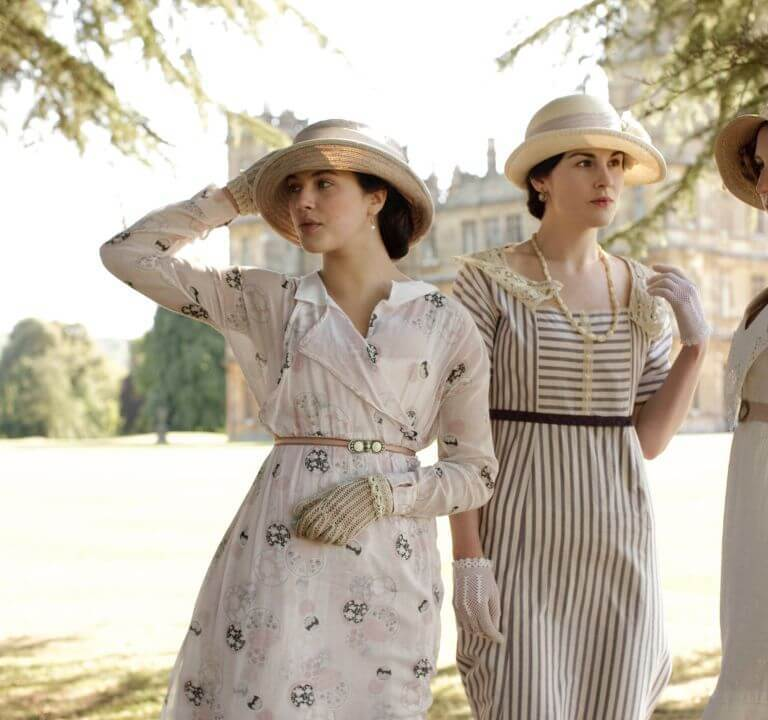 downton abbey, series one