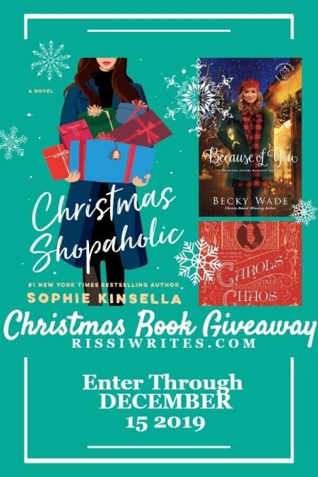 A Festive Little Gift to You: Christmas Giveaway Fun. Enter the Finding Wonderland Christmas gift giveaway for a chance to win seasonal books + movies!