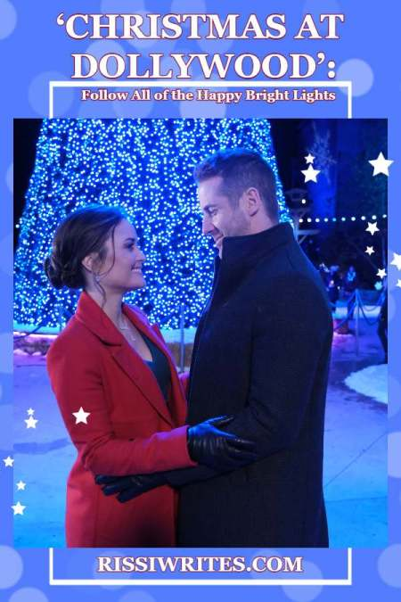 'Christmas at Dollywood': Follow All of the Happy Bright Lights. Review of the Danica McKellar romance from the 2019 Hallmark lineup! Text © Rissi JC