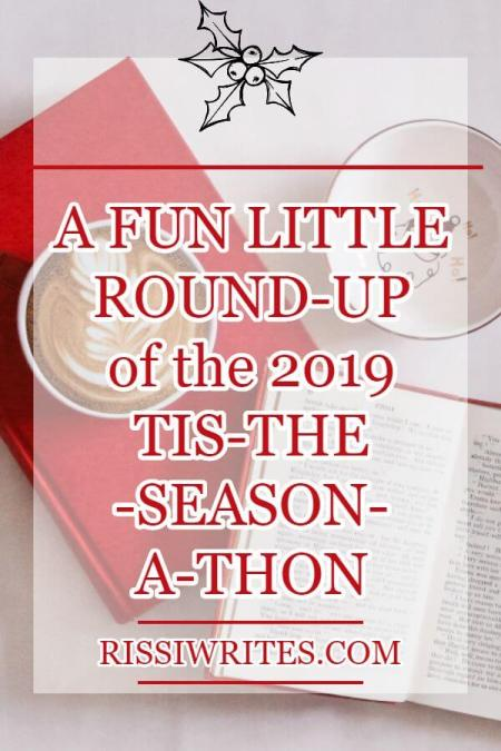 A Fun Little Round-Up of the 2019 Tis-The-Season-a-Thon. A read-a-thon conversation: do you or don't you like them? All text © Rissi JC