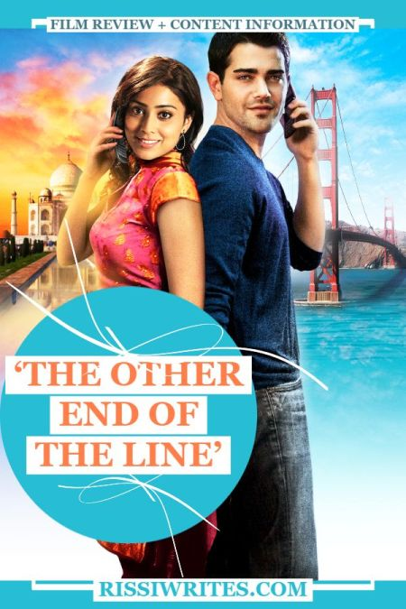 'The Other End of the Line' - A Cute & Sassy Multi-Continent Romance. A review of the 2008 romance with Jesse Metcalfe. All review text © Rissi JC