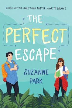 'The Perfect Escape' is a Fun Adventure of a YA Romance. A review of the Suzanne Park debut YA novel. All review text © Rissi JC