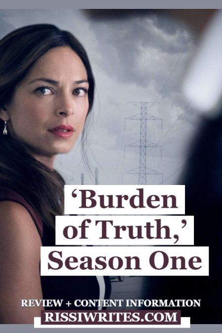 'Burden of Truth,' Season One: A Good Legal Drama. A review of the CW transplant drama with Kristin Kreuk. All text © Rissi JC