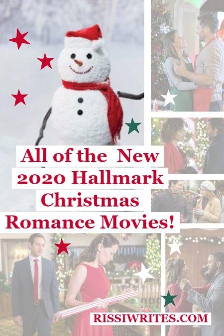 All of the New 2020 Hallmark Christmas Romance Movies! A look at the long list of new 2020 Hallmark Christmas movie line-up. © Rissi JC