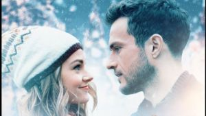 'Christmas on Ice': One of the Cute Surprises of 2020! A review of the Lifetime movie with Ryan Cooper. All text © Rissi JC