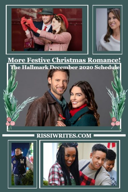 More Christmas Romance! Hallmark December 2020 Schedule. Looking at what's to debut this December on Hallmark. © Rissi JC