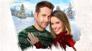 'Never Kiss a Man in a Christmas Sweater': One of the Really Fun Ones! A review of the Niall Matter Hallmark adaptation. All text © Rissi JC