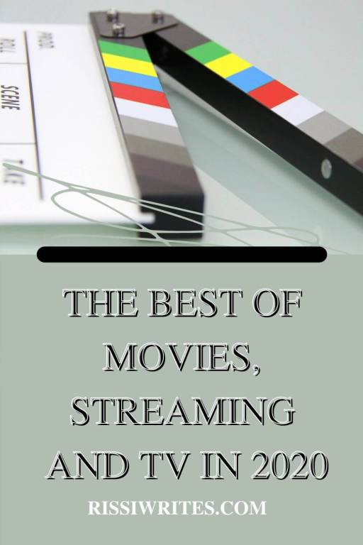 THE BEST OF MOVIES, STREAMING AND TV IN 2020. A list of Finding Wonderland's best of 2020 movies and TV! Which were your favorites?  © Rissi JC