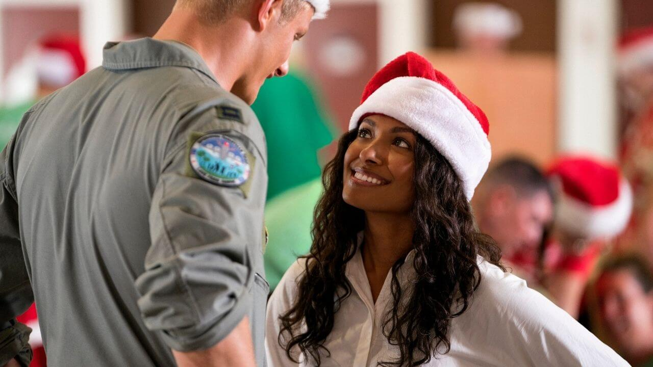 'Operation Christmas Drop': A Feel Good Netflix Celebrates Giving. A review of the 2020 Netflix film with Kat Graham. © Rissi JC