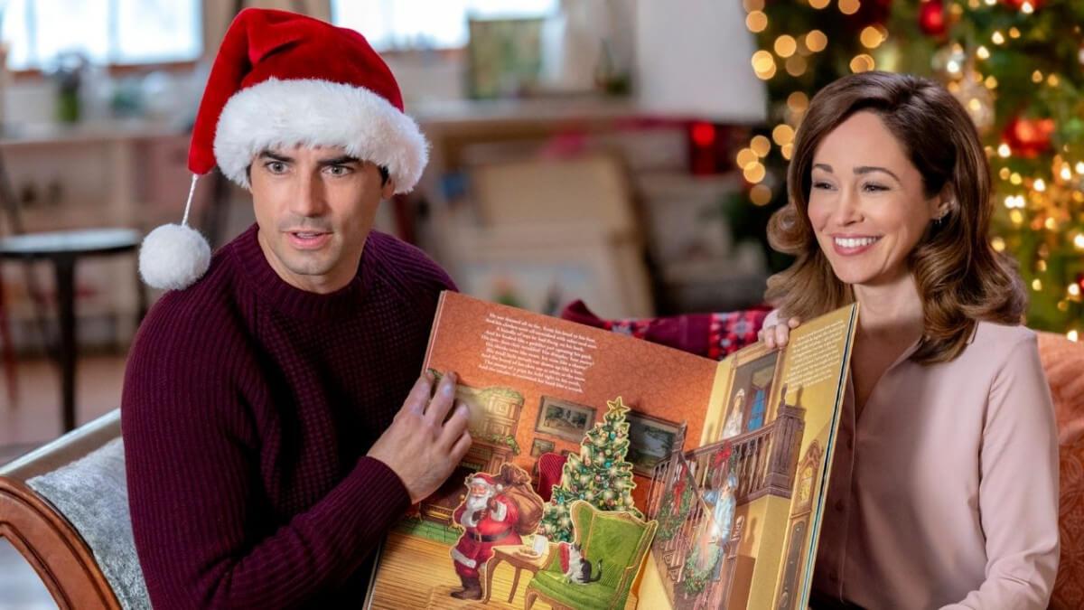 'A Glenbrooke Christmas': Secrets Help to Form New Romance. Autumn Reeser and Antonio Cupo reunite in this 2020 Hallmark original. Text © Rissi JC