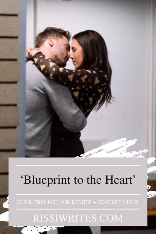 'Blueprint to the Heart': UPtv's Charming Comedy Romance. A review of the 2020 TV film with Laura Mitchell. All text © Rissi JC