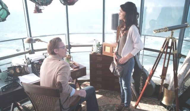 'SHIRIN IN LOVE': SEE A FUN LITTLE ROM COM. A review of the 2014 indie romantic dramey with Riley Smith and Homeland's Nazanin Boniadi. Text © Rissi JC
