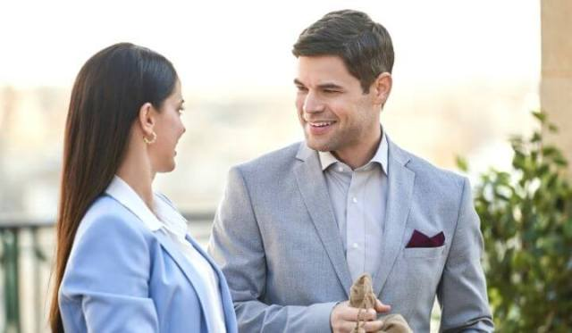 'Mix Up in the Mediterranean': Fun Maybe, but Not a Hallmark Best. A review of the Jessica Lowndes and Jeremy Jordan romance. © Rissi JC