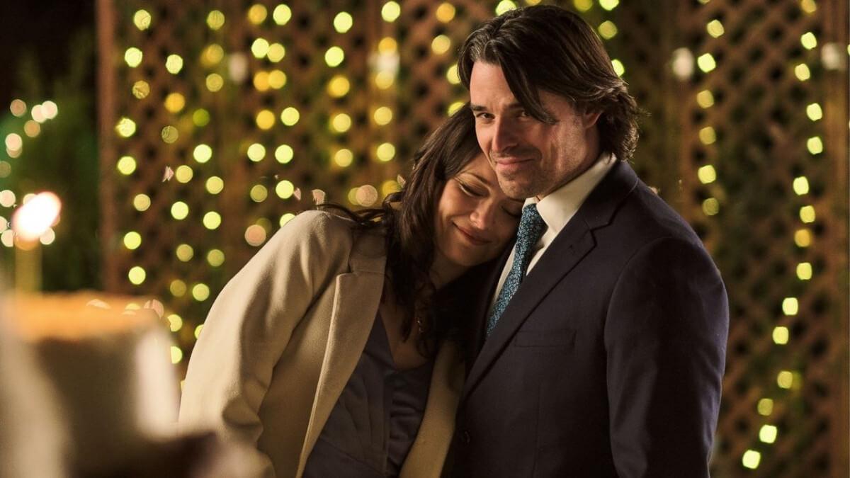 'MY BIRTHDAY ROMANCE': JESSE HUTCH STARS IN THE CUTE UPTV MOVIE