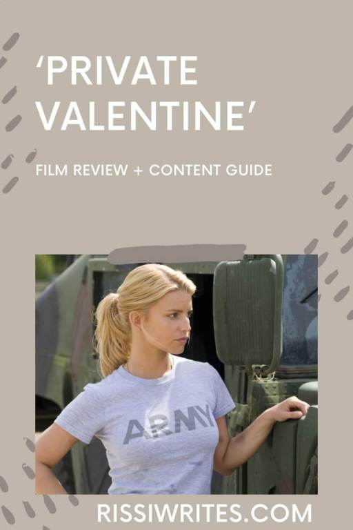 'Private Valentine': A Silly, but Cute Comedy [with Jessica Simpson]. A review of the 2009 direct to DVD film. All text © Rissi JC / RissiWrites.com