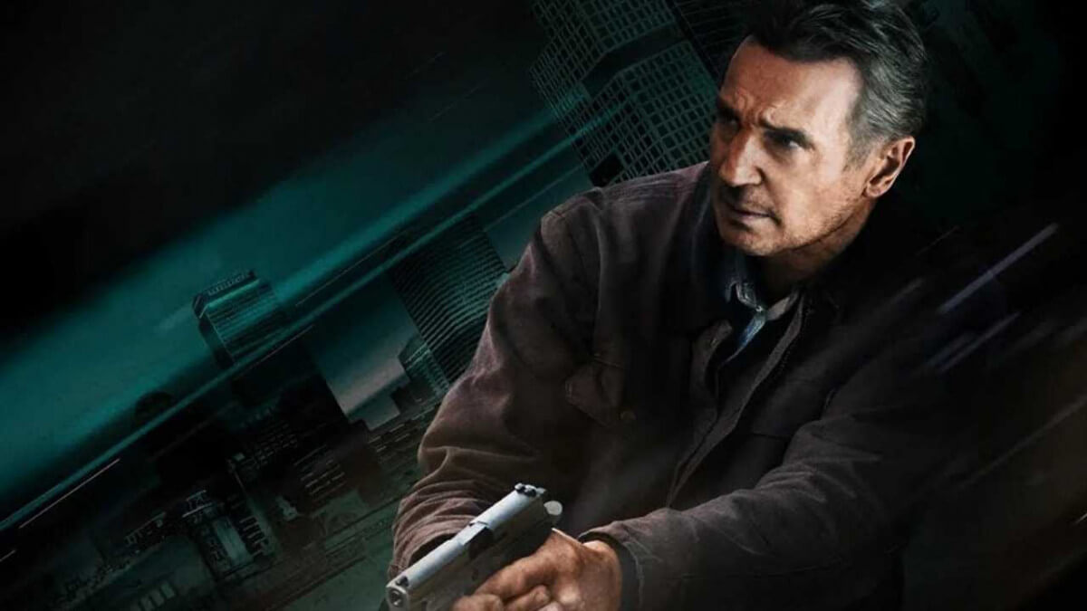 'HONEST THIEF': LIAM NEESON IS BACK IN THE BIG ACTION GENRE. A review of the 2020 film. All review text is © Rissi JC / RissiWrites.com