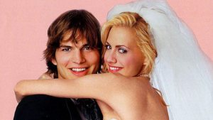 'JUST MARRIED': A GOOD & BAD ROAD TRIP ROMANCE WITH ASHTON KUTCHER. Review of the 2003 romantic-comedy with Brittaney Murphy. All text © Rissi JC