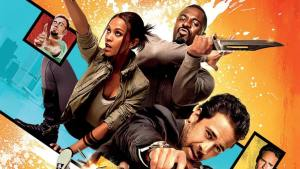 'THE LOSERS': A KIND OF 'A-TEAM' POPCORN ADVENTURE MOVIE. Chris Evans, Jeffrey Dean Morgan and Idris Elba star in this 2010 adaptation. Text © Rissi JC Photo: Warner Bros.