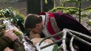A BAKER'S DOZEN OF THE MORE MEMORABLE MOVIE & TV SHOW KISSES. A list of a few of the fun, sassy and flirty kisses! All text is © Rissi JC / RissiWrites.com Photo: ABC / Disney