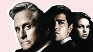 'BEYOND A REASONABLE DOUBT': A CURIOUS & INTERESTING MYSTERY. A review of the 2009 film re-make features Jesse Metcalfe and Michael Douglas. Text © Rissi JC