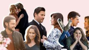 10 YEAR BLOGGING ANNIVERSARY: SOME OF MY FAVORITE ROMANCE MOVIES FROM HALLMARK. Chatting about some favorites from the last ten years. Text © Rissi JC