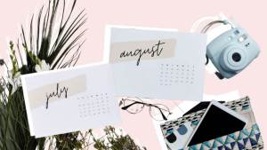 A JULY AND AUGUST 2021 BLOGGING REWIND. Talking about favorite posts published over the last two months, and the most popular, too! Text © Rissi JC