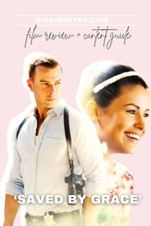 'SAVED BY GRACE': ROUGH AROUND THE EDGES DRAMA WITH HEART. Joey Lawrence stars in this independent film about loss. Text © Rissi JC