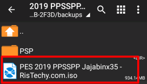 How To Install PES 2019 PPSSPP