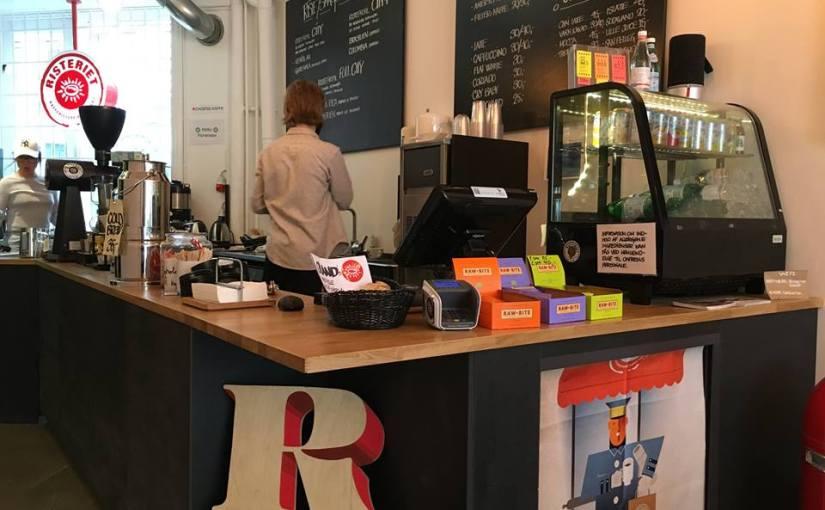 Renoveringen af Risteriet Coffee Studie